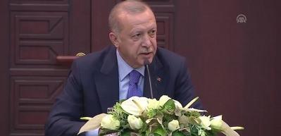 Cumhurbaşkanı Erdoğan: Pürüz kalmadı diyebilirim