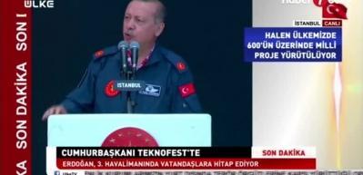 Cumhurbaşkanı Erdoğan'dan bilim insanlarına çağrı