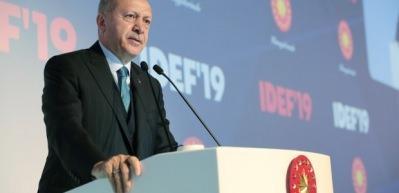Cumhurbaşkanı Erdoğan'dan F-35 ve S-400 açıklaması