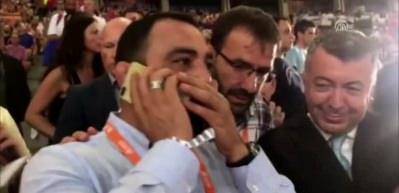 Cumhurbaşkanı Erdoğan'dan, Guliyev'e tebrik telefonu