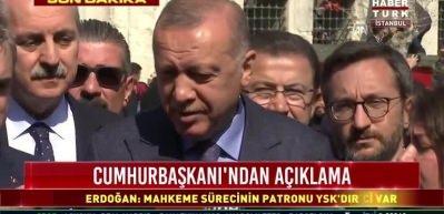 Cumhurbaşkanı Erdoğan'dan son dakika seçim açıklaması