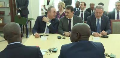 Başkan Erdoğan, Senegal'de