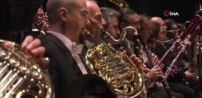 Cumhurbaşkanlığı Senfoni Orkestrası'ndan yeni sezon açılışı