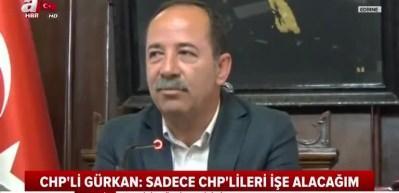 Darbeye kadeh kaldıran CHP'li Gürkan'ın yeni skandal görüntüleri ortaya çıktı