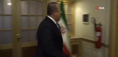Davet edilmişti! Çavuşoğlu İran'da
