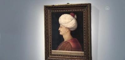 Değeri 2  milyon! Kanuni'nin portresi Londra'da satılacak