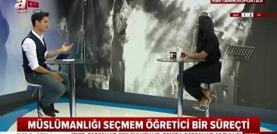 Della Miles o anları ilk kez anlattı! Erdoğan'a övgü dolu sözler