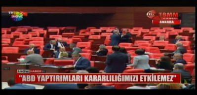 Destici HDP'lilere böyle ayar verdi: 'İşgalci diyen herkes haindir'