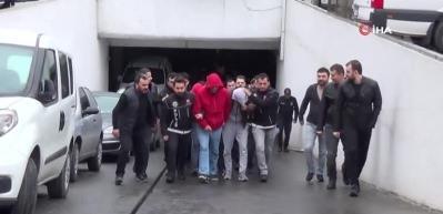 Dev operasyonda 152 tutuklama!