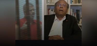 Devlet Başkanı, Merzuki Mursi için gözyaşlarına boğuldu
