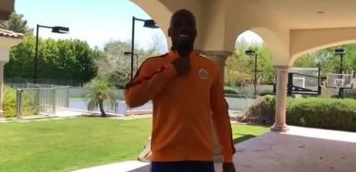 Didier Drogba'dan Galatasaray videosu