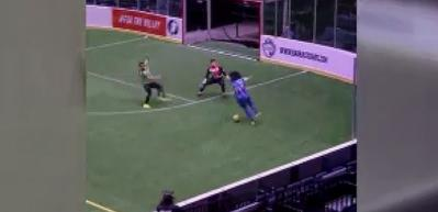 Diego Zuniga'dan jeneriklik gol!