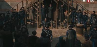 Diriliş Ertuğrul'da nefes kesen final! Ertuğrul idama böyle engel oldu
