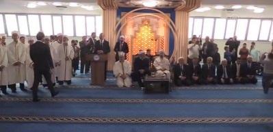 Diyanet İşleri Başkanı Erbaş icazet törenine katıldı