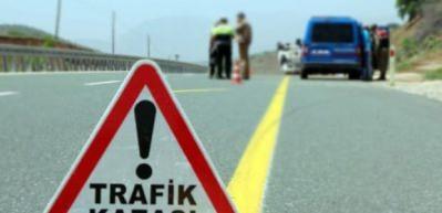 Diyarbakır'da feci kaza: 2 ölü, 7 yaralı