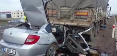 Diyarbakır'da katliam gibi kaza: 4 ölü!