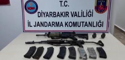 Diyarbakır'da Lice'de 2 PKK'lı terörist öldürüldü