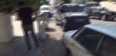 Diyarbakır'da polis merkezine EYP'li saldırı