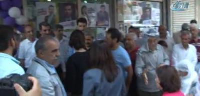 Diyarbakır'da polis müdahalesi! Gözaltılar var