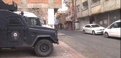 Diyarbakır'da silahlı saldırı: 2 yaralı