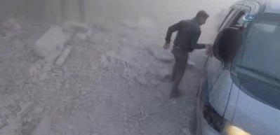 Doğu Guta'da Esed katliamı: 71 ölü, 400 yaralı