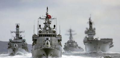 Türk donanması için kritik hamle! Yerli ağ geliyor