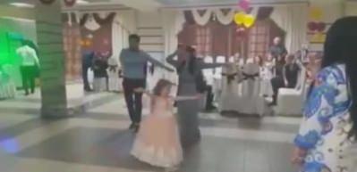 Düğünde kötü son! Takla atayım derken...