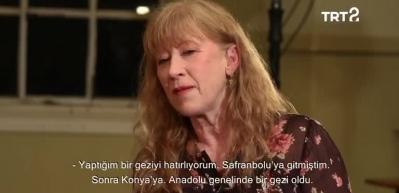 Dünyaca ünlü sanatçı Loreena McKennitt Türkiye seyahatini anlattı