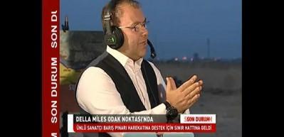 Dünyaca ünlü şarkıcı Della Miles'ten 'Barış Pınarı Harekatı'na tam destek!