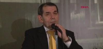 Dursun Özbek, projelerini ve ekibini tanıttı