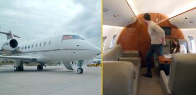 Düşen uçakla ilgili dikkat çeken detay... 'Çukur' dizisinde yer aldı
