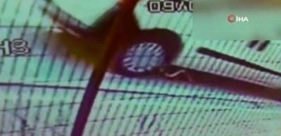 Arabanın ezdiği minik Zeynep'in mucize kurtuluşu kamerada!