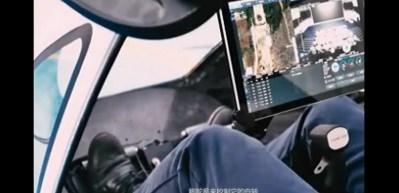 EHang 184 ilk sürücüsüz uçuşunu gerçekleştirdi