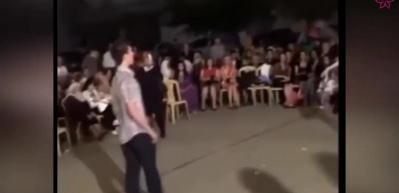 Elçin Sangu'nun yıllar önceki dans videosu