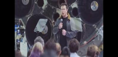 Elon Musk Ay'a yolculuğa hazırlanıyor