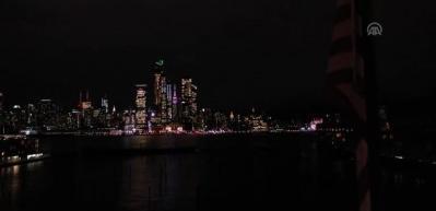 Empire State Binası, Kobe Bryant anısına ışıklandırıldı