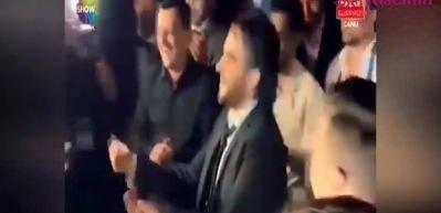 Engin Altan ve İsmail YK'nin dansı olay oldu!