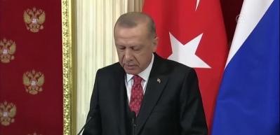 Erdoğan: ABD'nin çekilme kararı üzerinde değerlendirmeler yaptık