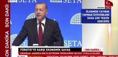 Erdoğan açık açık uyardı: Büyük hata yaparsınız