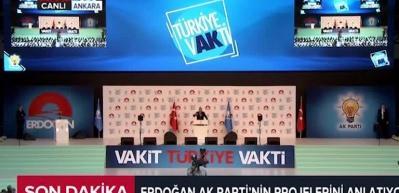 Erdoğan açıkladı: Benim için en önemli proje...