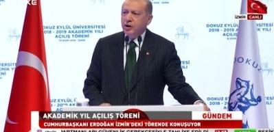 Erdoğan açıkladı: Öncelikli hedef eğitim!