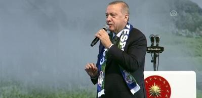 Erdoğan açıkladı: Yatırım yapmak istediler izin vermedim