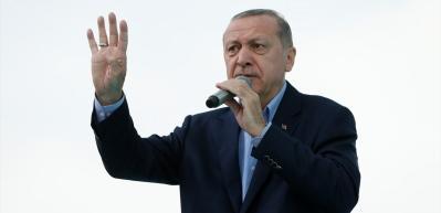 Erdoğan: Amerika'dan arayıp işletmişler!