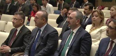 Erdoğan: Belarus ile ticarette 1,5 milyar dolarlık bir hedefimiz var