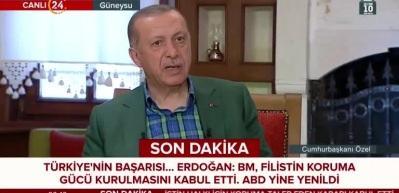 Erdoğan: Bıktırdılar artık, çok yalan söylüyorlar