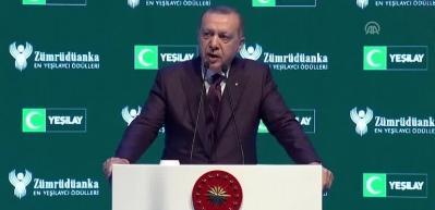 Erdoğan: Bir milletin en büyük hazinesi ruhen, zihnen ve bedenen sağlıklı nesillerdir'