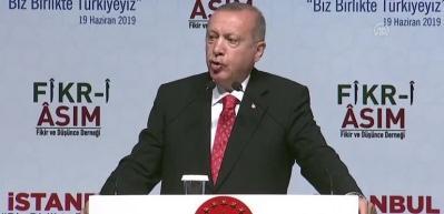 Erdoğan: 'Biz Kandil'den talimat almıyoruz'