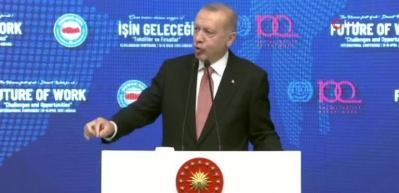 Erdoğan: Bu mücadeleyi sonuna kadar vereceğiz