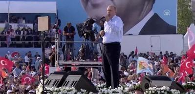 Erdoğan: 'Bunların kek olduğunu biliyorduk ama...'