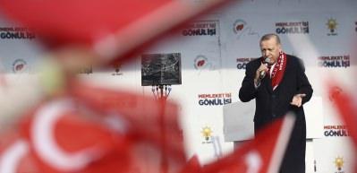 Erdoğan: Gerekirse tanzim satışları belediyelerin eliyle kurarız